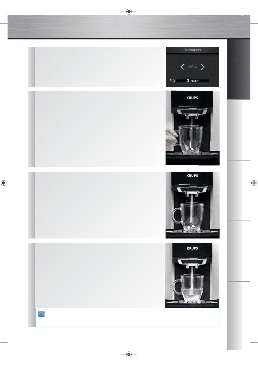 ea9010 Latte ugelli Strumento per rimuovere e pulire NUOVO KRUPS ea9000