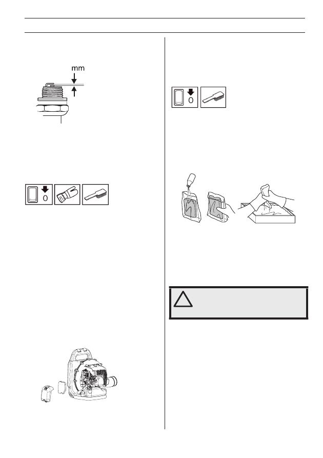 Gebrauchsinformation Datenblatt Zu Mcculloch Gb 355 Bp Benzin