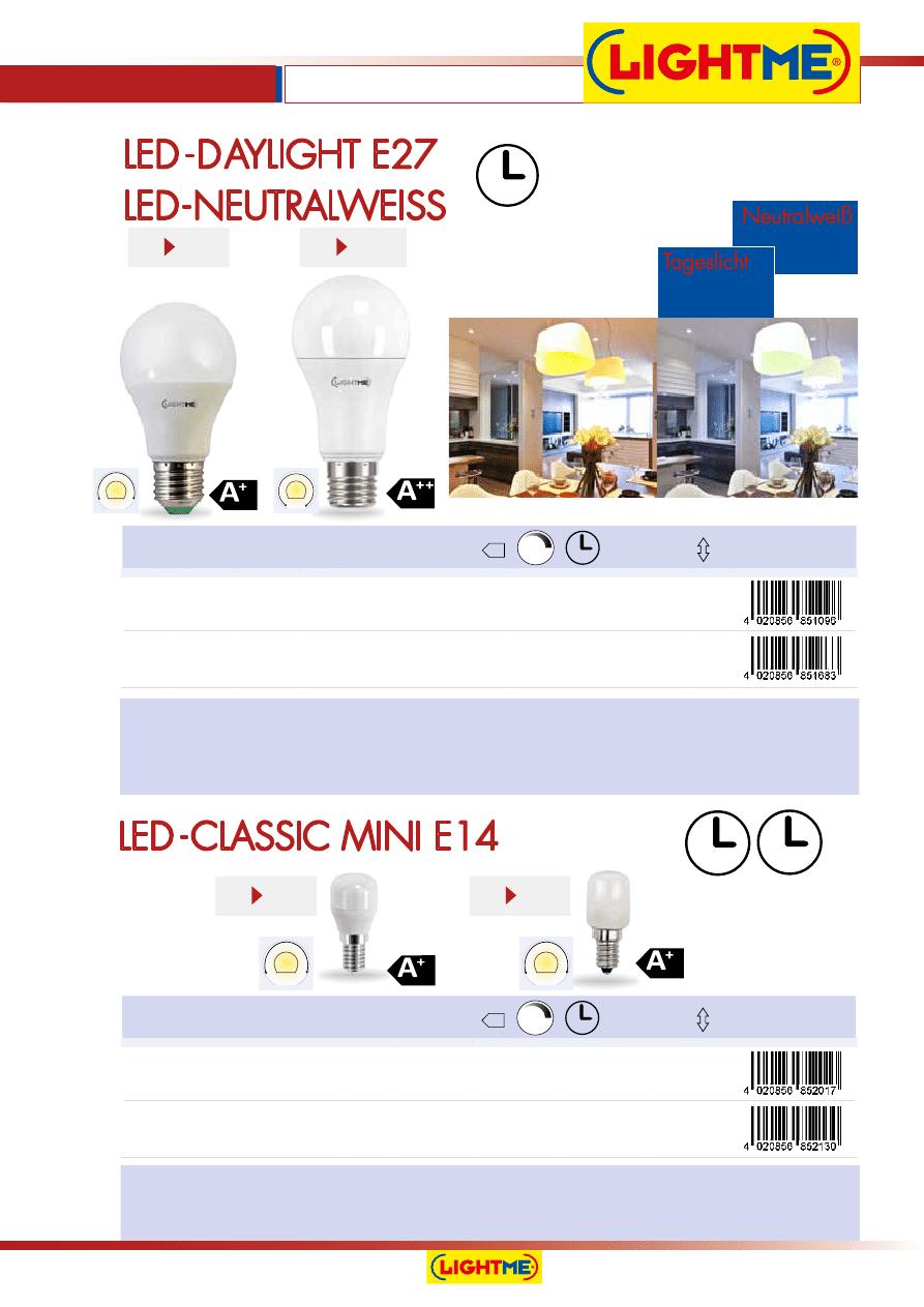 LightMe LM85243 LED Energiesparlampe Glühbirne Tropfen 3W=25W E27 250lm 25000h