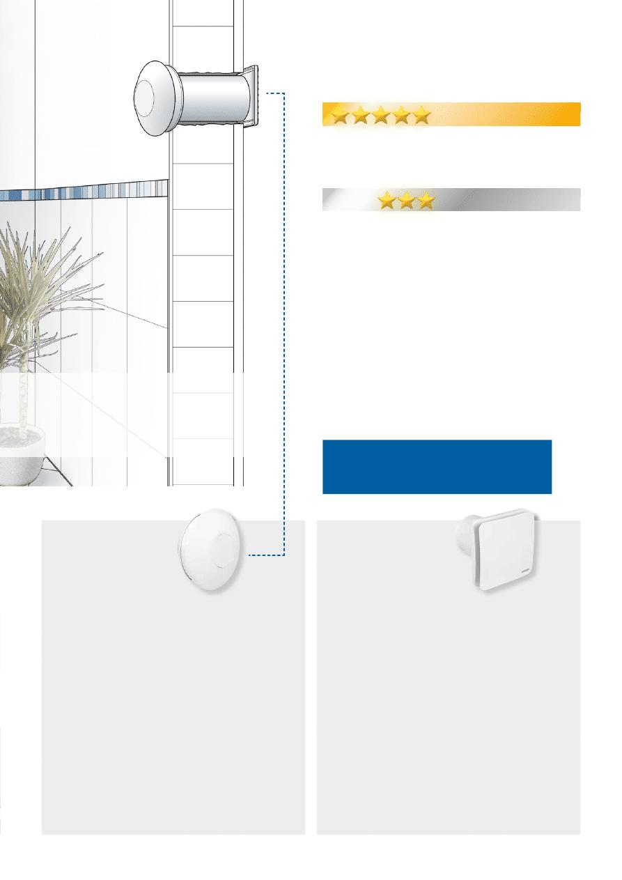 L/üftungsgitter f/ür innen und au/ßen zum Einbau ins Mauerwerk Einbaurahmen mit Rohranschluss /Ø 125 farbe wei/ß 200 x 200 mm