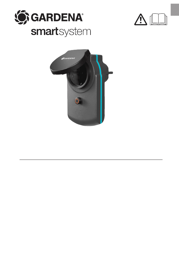 Gardena 19095-20 smart Power Zwischenstecker per App steuerbar