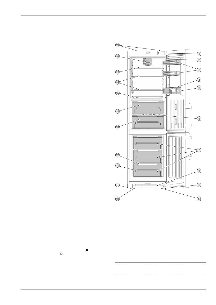 Gebrauchsinformation / Datenblatt zu Liebherr CBNef 5715