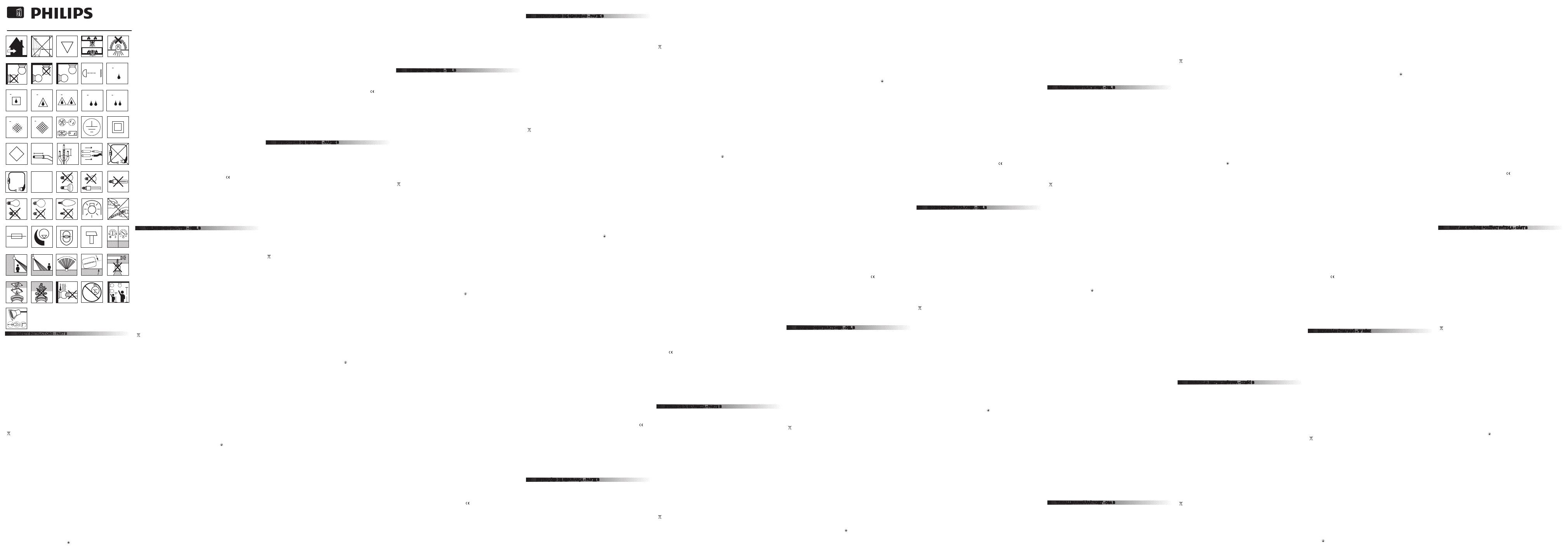 Gebrauchsinformation Datenblatt Zu Philips Mybathroom