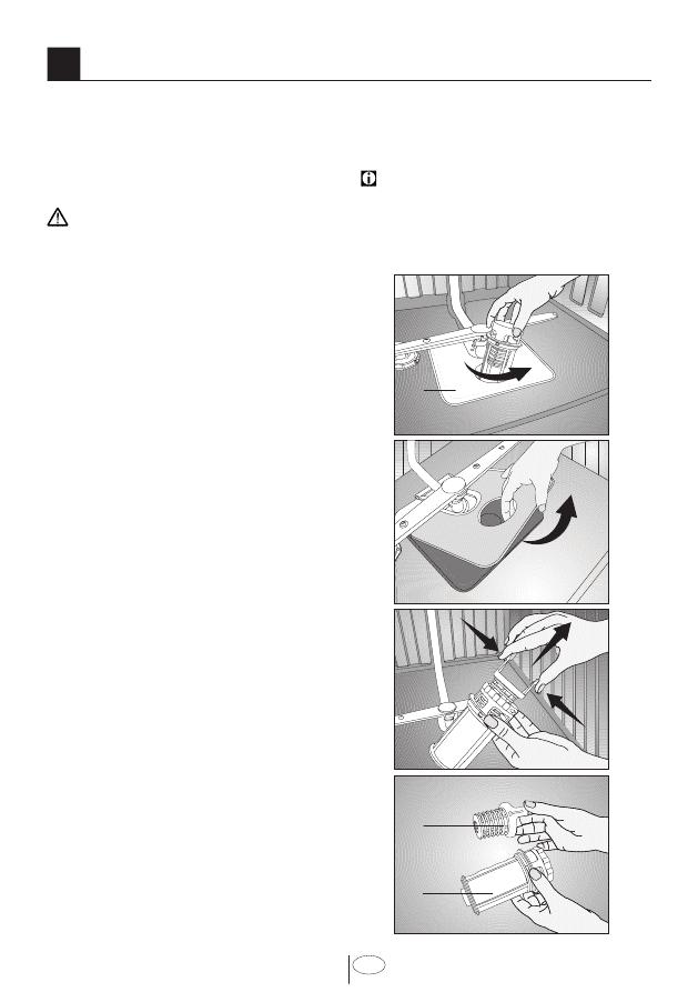 Gebrauchsinformation / Datenblatt zu Beko DUN 6634 FX