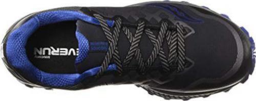 Saucony Peregrine 8 GTX schwarzblau (Herren)