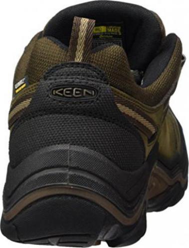 quality design 5c451 b9a90 Keen Wanderer WP cascade brown/dark earth (Herren)