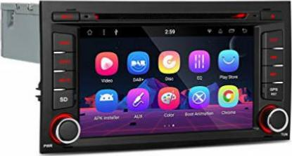 XTRONS 9 Autoradio mit Touch Screen Android 9.0 Quad Core Multimedia Player Autostereo unterst/ützt 4G WiFi Bluetooth5.0 Auto Musik Streaming 2GB 16GB DAB /& OBD2 F/ÜR BMW//Rover//MG