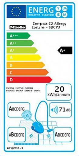 Miele Compact C2 Allergy EcoLine SDCP3   Preisvergleich