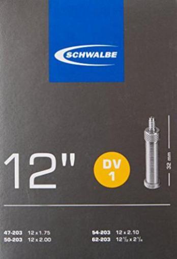 Schlauch 27,5//28X1.75-11//2//29 DV19 50//60-584,40//62-622//635 40mm Schwalbe