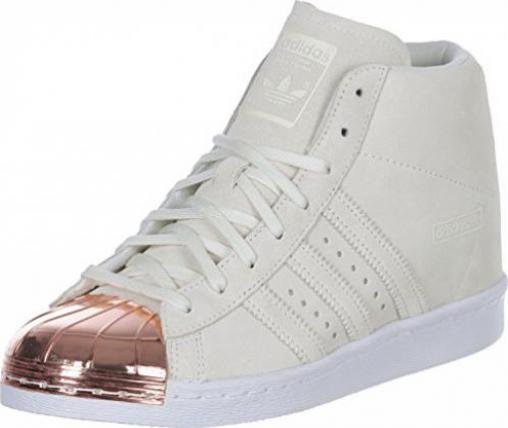 adidas Superstar Up Metal Toe off whitecopper met (Damen)