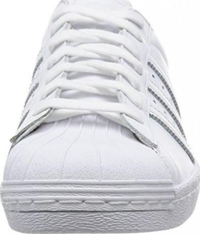 adidas Superstar 80s ftwr whitecore black (Herren)