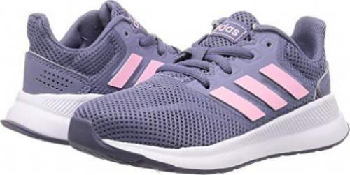 Para aumentar Suradam Acumulativo  adidas Runfalcon raw indigo/true pink/core black (Junior) - Preisvergleich  | Test & Vergleich