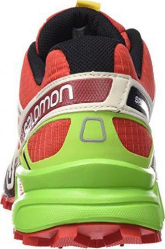 Salomon Speedcross 3 radiant redlight greygranny green (Herren)