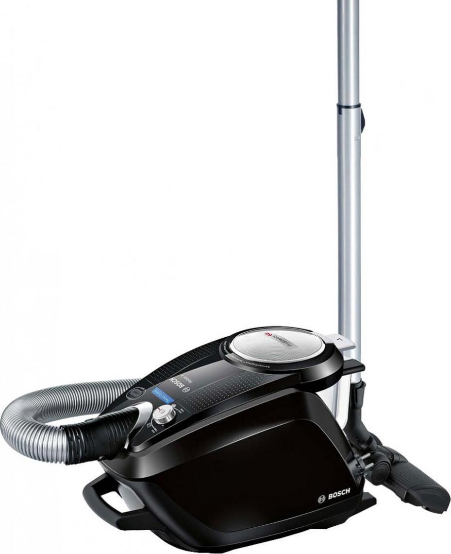Bedienungsanleitung Bosch BGS51262 Relaxx x ProSilence 66
