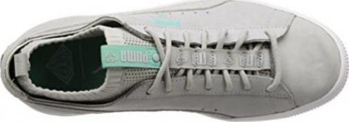 Puma X DIAMOND Clyde Sock Lo glacier gray (Herren)