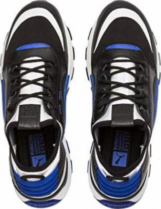 Puma RS 0 Sound blackdazling bluewhite