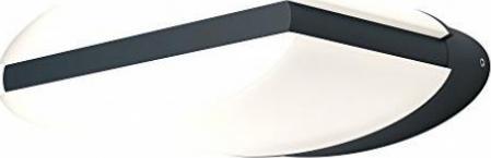 Osram ENDURA STYLE Hemisphere 6W LED Wandaußenleuchte dunkelgrau