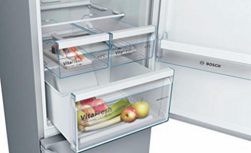 Bosch Kühlschrank Idealo : Bosch serie kgn xi b preisvergleich test vergleich