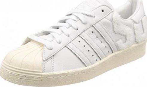 in stock thoughts on famous brand adidas SST 80s crystal white/off white (Herren)
