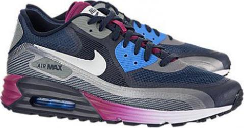 Nike Air Max Lunar 90 C3.0 Mid NavyLight Backside GreyCool
