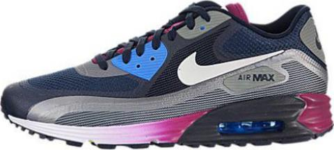 Nike Air Max Lunar 90 C3.0 Mid NavyLight Backside GreyCool Grey