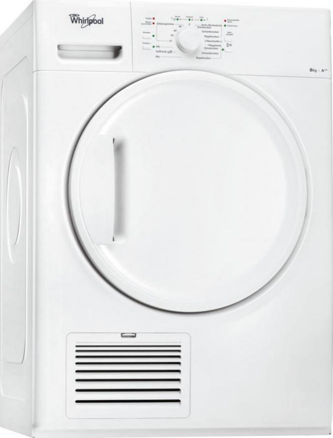 whirlpool hdlx 80412 kondenstrockner preisvergleich test vergleich