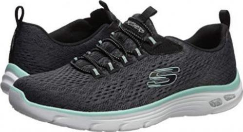Skechers Relaxed Fit Empire D'Lux Lively Wind schwarzblau (Damen)
