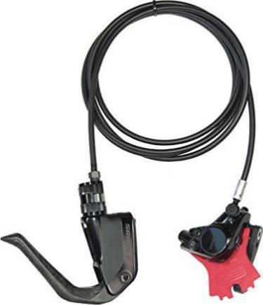 Leitung 950mm vorne schwarz Scheibenbremse Sram Level hydr