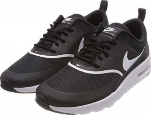 Precaución mil Corea  Nike Air Max Thea schwarz (Damen) - Preisvergleich   Test & Vergleich