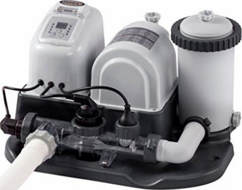 Intex Chlorinator 4500 L//H Pumpe Salzwassersystem 28674