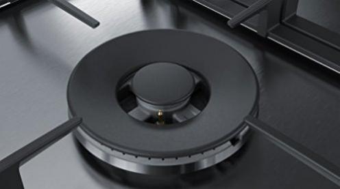 Schwertknebel Bosch PCS7A5C90D Serie 6 Gas // Einbau // 75 cm Kochfelder