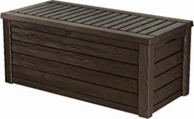 455 l mit Sitzfunktion Tepro Auflagenbox Brushwood