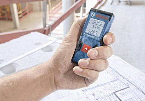 Entfernungsmesser Testberichte : Bosch glm 30 laser entfernungsmesser inkl. tasche preisvergleich