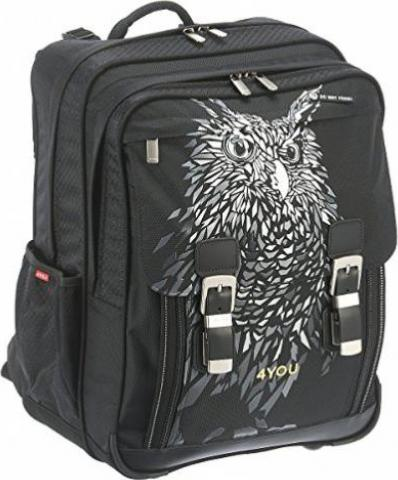 a09b7be66b800 4You Classic Plus Owl Schulrucksack - Preisvergleich
