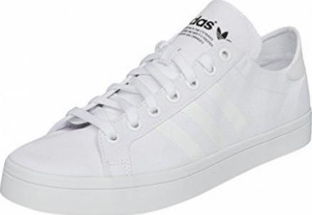 adidas Court Vantage Black White Release Info