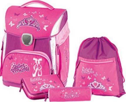 size 40 the latest new lower prices Schneiders Toolbag Plus Ballet Princess Schultaschen-Set 4-tlg.