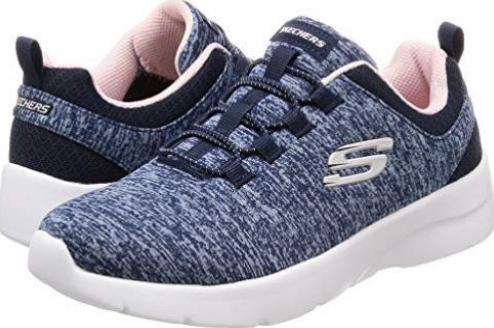 Skechers Dynamight 2.0 In a Flash blaurosa (Damen 3vAZq
