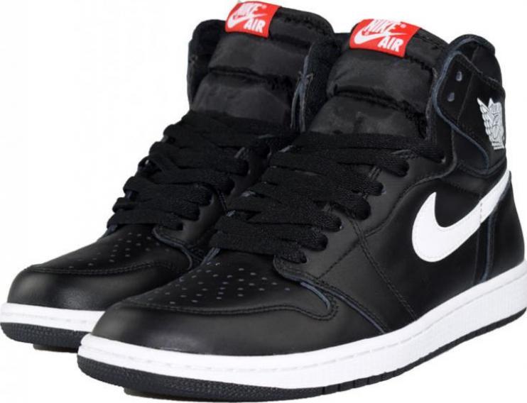 Nike Air Jordan 1 Retro High OG schwarzweiß (Herren)