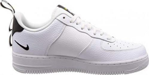 Nike Air Force 1 '07 LV8 Utility whiteblacktour yellow (Herren)