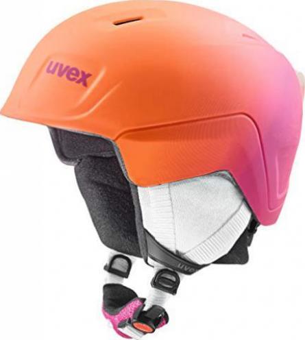 Uvex Manic Pro Helm Pink Orange Met Mat Preisvergleich Test Vergleich
