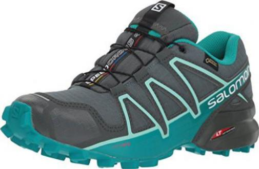 Salomon Speedcross 4 GTX balsam greentropical greenbeach glass (Damen)