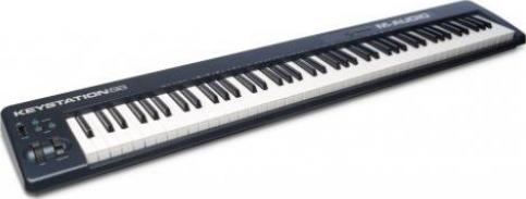 M-Audio-Keystation 88