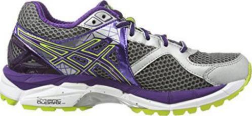 Asics GT-2000 3 GTX charcoal/deep purple/lime (Damen)
