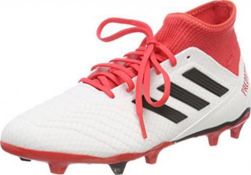 adidas Predator 18.3 FG ftwr whitecore blackreal coral (Herren)