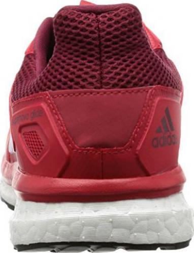 adidas Supernova Glide 8 ray redsolid greyblack (Herren)
