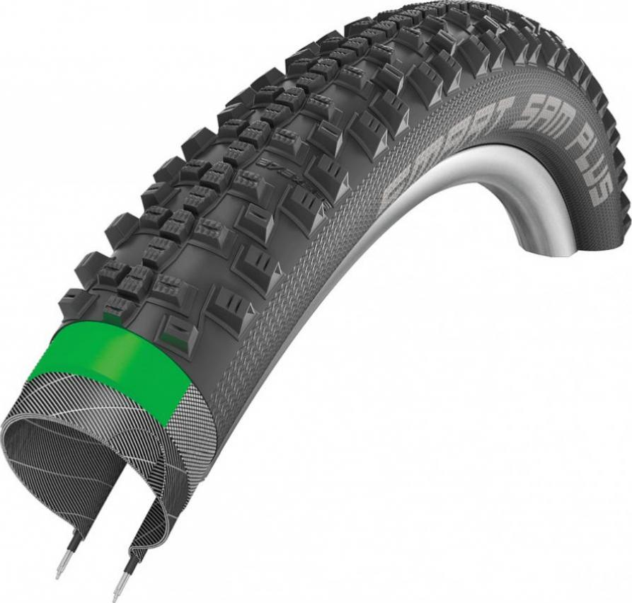 Schwalbe Smart Sam Plus GreenGuard Addix 29x2.25 Reifen