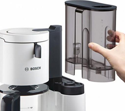 Bosch Kaffeekanne anthrazit für TKA8011 TKA8631 Styline