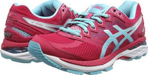 Tiefstpreise Frauen Schuhe ASICS Gt 2000 4 T656N Azalea