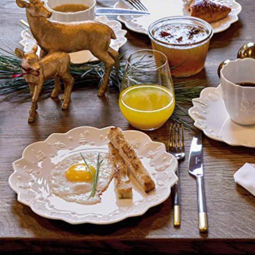 Kuchenteller 23cm VILLEROY /& BOCH Toy`s Delight Royal Classic Frühstücksteller