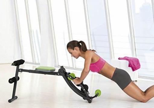 5in1 Body SWINGMAXX Fitnessgerät Fitnesstrainer Basic Bauch Rücken VITALMAXX *